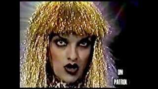 getlinkyoutube.com-Nina Hagen - Zarah [ich weiß, es wird einmal ein Wunder geschehen] (video)