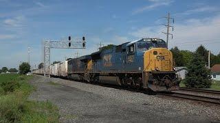 CSX Tropicana Juice Train Detours