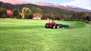 Wessex ProLIne RMX-500 roller mower in France