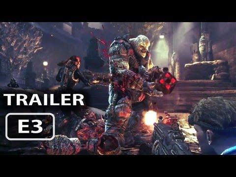 Gears Of War Judgment Trailer (E3 2012)