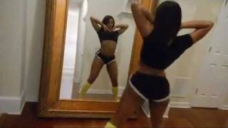 getlinkyoutube.com-Twerk Team - Ass Shaking To Travis Porter Bring It Back