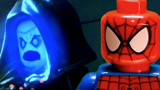 getlinkyoutube.com-The Amazing Spider-Man 2 Trailer IN LEGO!!