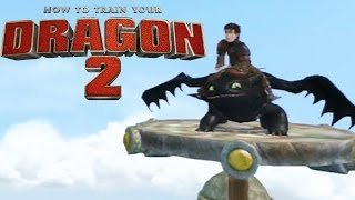 getlinkyoutube.com-How To Train Your Dragon 2 - Toothless Attack Gameplay Overview  [PS3/XBOX360/Wii]