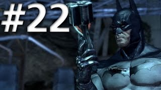 Batman Arkham Asylum - Walkthrough - Part 22 - Ultra Batclaw - Road To Batman Arkham Knight