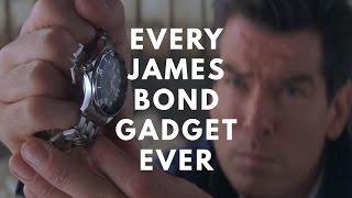 getlinkyoutube.com-Every James Bond Gadget. Ever.