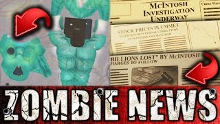 """HUGE Yeti Eye EASTER EGG """"BREAKTHROUGH"""" Zombies In Spaceland! DLC 2 Teasers. New Zombie Guns! CZNews"""