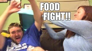getlinkyoutube.com-MARRIED COUPLE FIGHT OVER FOOD in TRYTREAT FOOD BOX