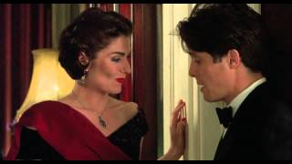 getlinkyoutube.com-Anna Chancellor in Four Weddings and a Funeral 2