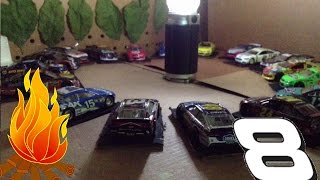 NASCAR STOP MOTION RANDOM CUTS 8 THE CAMPING SPECIAL!!!!