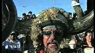Abutres Domingão do faustão 1995 ao vivo