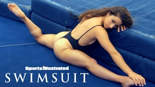 getlinkyoutube.com-Aly Raisman Loves Her Body: 'Strong Is Really Beautiful' | Uncovered | Sports Illustrated Swimsuit