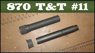 getlinkyoutube.com-Magazine Extensions; Single- vs. Two-Piece - Remington 870 Tips & Tricks #11