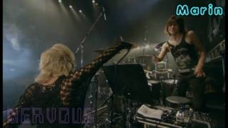 getlinkyoutube.com-kyo X HYDE - NERVOUS LIVE [2010]