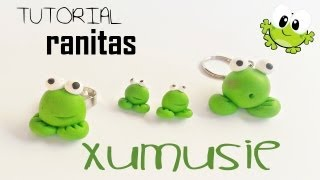 getlinkyoutube.com-Tutorial De Ranitas | Llavero, Anillo y Pendientes!