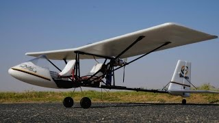 getlinkyoutube.com-EasySky Drifter RC Ultralight Plane Maiden Flight