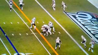 getlinkyoutube.com-Jets Player breaks helmet on hit