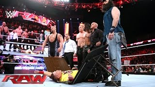 getlinkyoutube.com-Cyber Monday gets off to a chaotic start: Raw, December 1, 2014