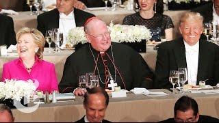 getlinkyoutube.com-2016 Al Smith Dinner (Full) | The New York Times