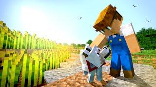 LIFE OF A FARMER - Minecraft Short Film/Movie