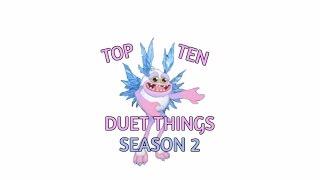 getlinkyoutube.com-Top Ten Duet Things for Season 2