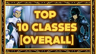 getlinkyoutube.com-AQW Top 10 Best Classes of AQWorlds! (Overall) - (Strongest Classes) 2016!