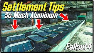getlinkyoutube.com-Fallout 4 Settlement Tips #3 - Aluminum, Where to Find Plenty! 3 Locations + Where you can Buy!