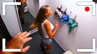 5 WEIRD THINGS CAUGHT ON SECURITY CAMERAS HD CCTV FOOTAGE