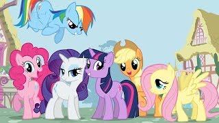 getlinkyoutube.com-My Little Pony Friendship is Magic - ม้าน้อยโพนี่น่ารักจริงๆเชียว 📱 (DevilMeiji)