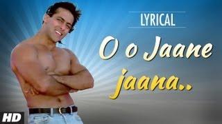 O O Jaane Jaana Full Song with Lyrics   Pyar Kiya Toh Darna Kya   Salman Khan, Kajol