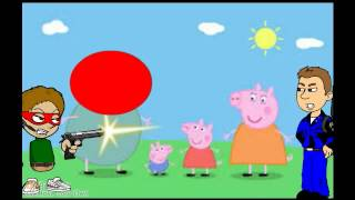 getlinkyoutube.com-Me and Armando Romero kill Peppa Pig