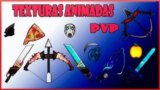 getlinkyoutube.com-Minecraft Texturas + SkyWars. TEXTURA ANIMADA PARA PVP !!!
