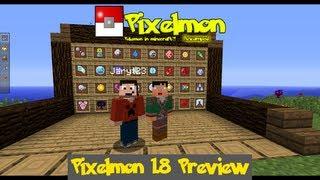 getlinkyoutube.com-[Exclusive] Pixelmon 1.8 Preview