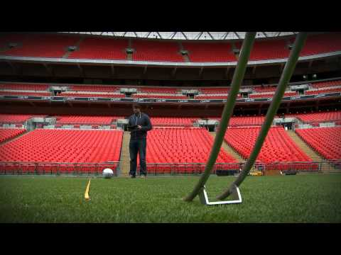Wembley Pitch - FA Cup semi final preparations | FATV