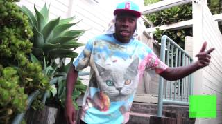 Tyler, The Creator - The Green Box Freestyle