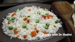 getlinkyoutube.com-Pulao, Pulao Recipe, Matar Pulao, Matar Pulao Recipe, Veg Pulao, Rice Pulao,
