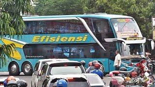 getlinkyoutube.com-Manuver Keren Bus Double Deckker Efisiensi Menjadi Pusat Perhatian