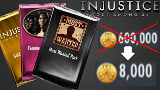getlinkyoutube.com-[PATCHED] Get ANY pack for 8000 credits glitch (No Hack/Cheat) | INJUSTICE | iOS, Android