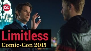 SDCC 2015: Jake McDorman e Hill Harper de Limitless