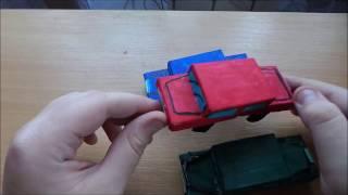 getlinkyoutube.com-Машинка из спичечных коробков