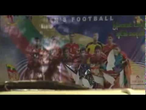 Kerusuhan Suporter Myanmar  