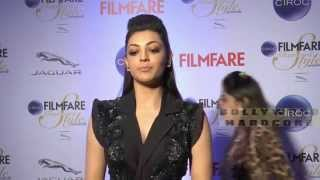 HOT Kajal Aggarwal at Filmfare Glamour & Style Awards 2015