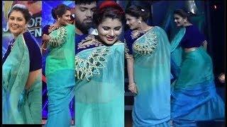 Anchor Alina Padikkal Hot | Fashionable Dress