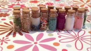 getlinkyoutube.com-Mini bottle charms!