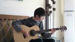 getlinkyoutube.com-(Passenger) Let Her Go - Sungha Jung