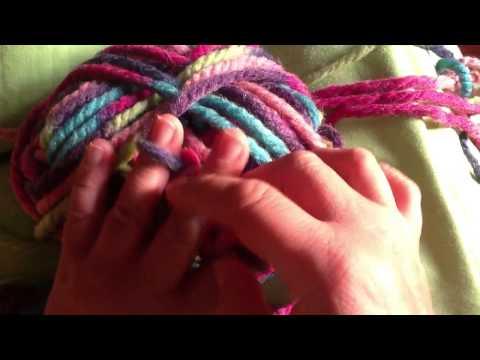 Πλεξιμο με τα δάχτυλα