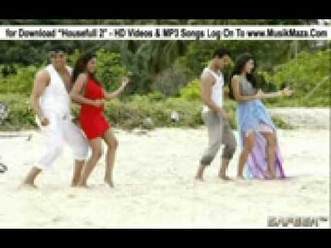 Do you know Housefull 2 song- Shaan & Shreya Ghoshal