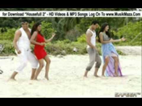 Do you know Housefull 2 song- Shaan & Shreya Ghoshal
