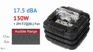 getlinkyoutube.com-Zalman FX100 Ultimate Fanless CPU Cooler for Intel and AMD