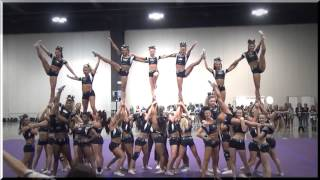getlinkyoutube.com-Champions League Warm Ups Sr Elite Coed Elite (Черлидинг в Америке)