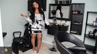 getlinkyoutube.com-The Grand Opening of My Small Home Beauty Salon